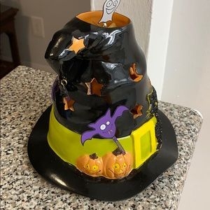 🆕Partylite witch hat! Fits one tea light.